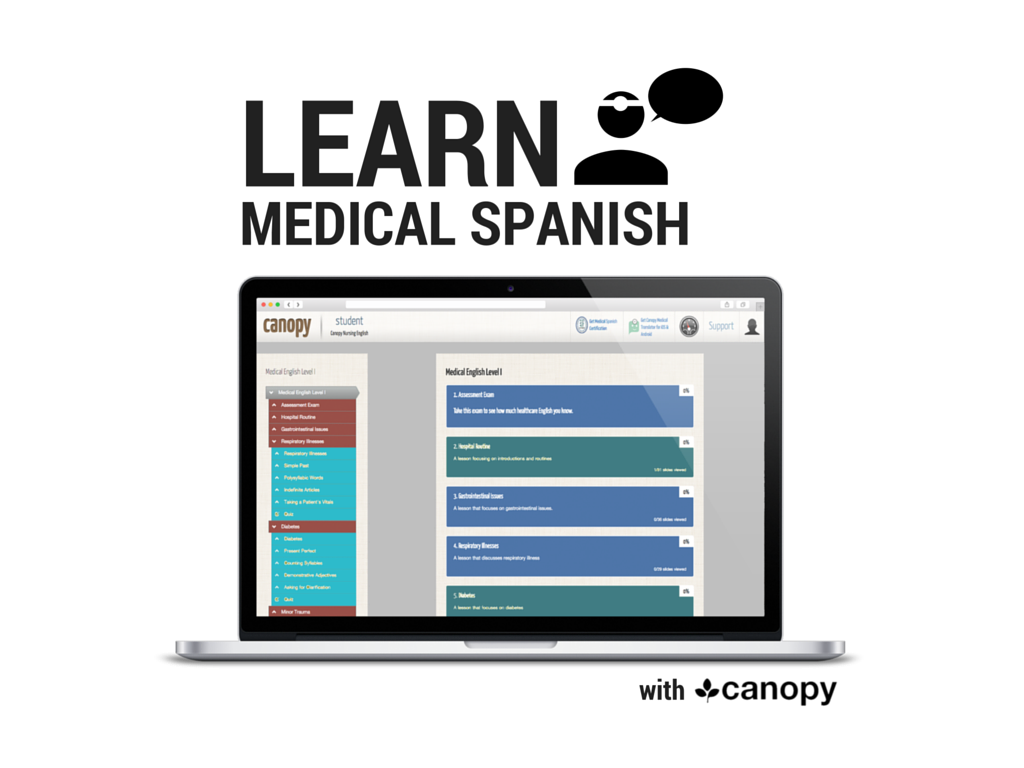 The Canopy Medical Spanish Course  sc 1 st  International College of Surgeons US Section & Canopy Innovations - International College of Surgeons US Section
